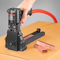 Engrapadora Neumatica De Tiras De 3/4 Para Cajas De Carton