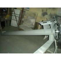 Transportador Helicoidal De 5 1/2 X 3.10 Mts