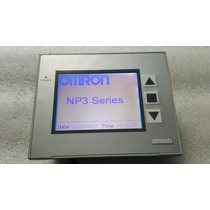 Hmi Omron Np3-mq000 Panel Operador Power Industrial