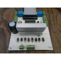 Tarjeta Controladora De Motor A Pasos Autonoma Tb6560ahq