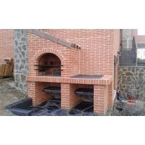 Kit Proyecto Construye Parrillera Barbacoa Refractaria Plano
