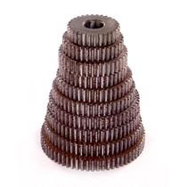 Juego De Engranes De Metal Para Mini Torno 7x10,12, 14 Y 16