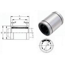 Cnc Balero 12mm Lineal Cerrado Router Plasma Pantografo
