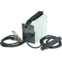 Maquina Soldar Soldadora Arco Cd Portable Corriente Directa