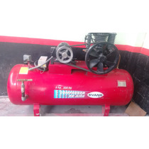 Compresor De Aire Industrial Evans 500 Lts 5 Hp