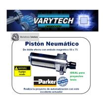 Piston Neumatico Parker Usado Plc Allen Mecatronica Siemens