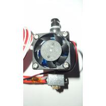 Hotend Jhead Reprap C/ventilador Y Tubbing P/bowden