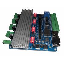 Tarjeta Controladora Cnc Usb 4 Ejes Motor A Pasos Cnc Router