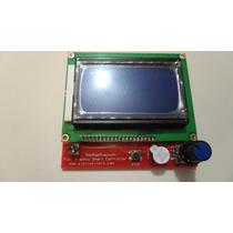Controlador Inteligente Smart Controler, Lcd Gráfico Reprap
