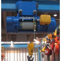 Polipastos Electricos De Cable De 2 Tons