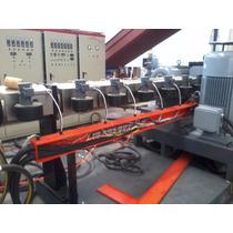 Maquina Peletizadora Para Hdpe, Ldpe, Bopp 1000 Kg Por Hora