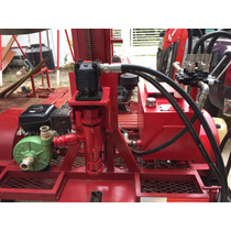 Maquina Perforadora De Pozos De Agua