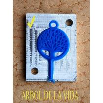 Troquel De Inyección Arbol De La Vida.
