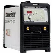 Máquina De Soldar Inversor Sweiss Skyarc Ultra 3140