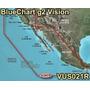 Bluechart G2 Vision Vus021r - California-mexico 15.5