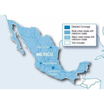 Nuevo Mapa Gps Garmin City Navigator Mexico Nt 2015.30 Nuvi