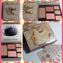 Paleta Natural Face Too Faced Envio Gratis Maa