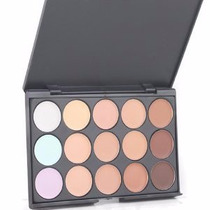 Paleta Correctores Con 15 Colores Maquillaje Contouring