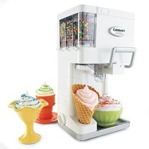 Maquina De Helado Suave Y Yogurt + Increibles Regalos Dpa