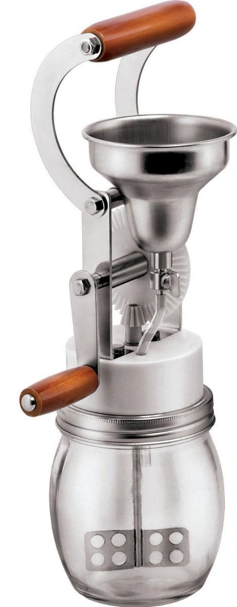 Maquina para hacer mayonesa acero inoxidable hm4 2 899 for Maquinas de cocina