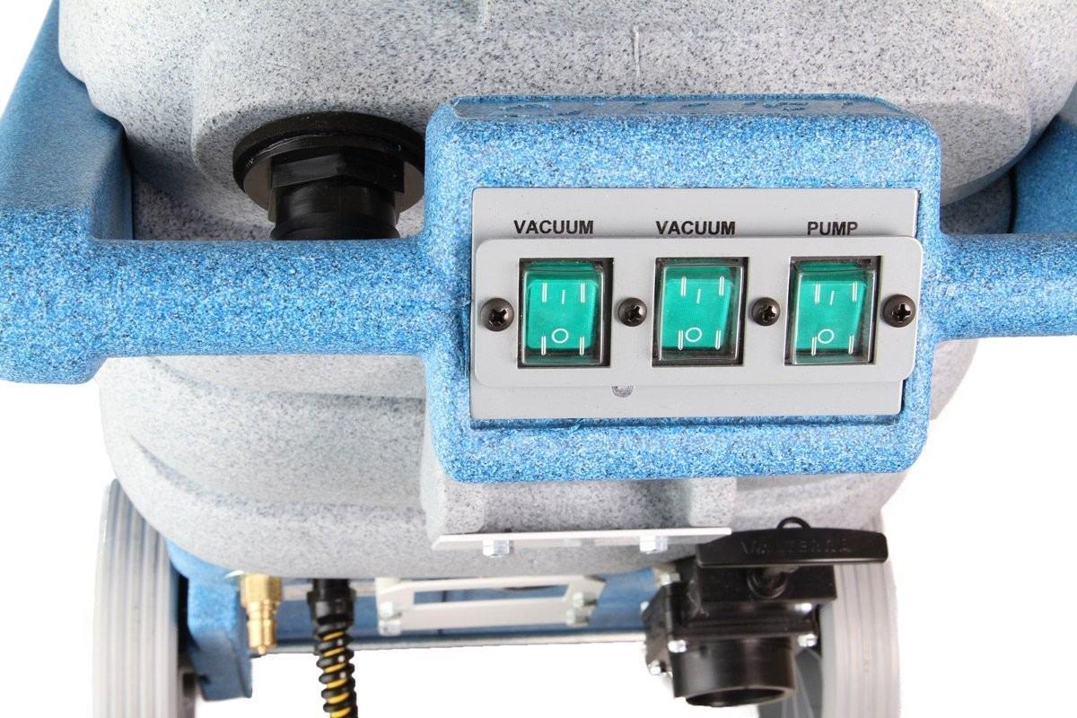 Maquina para limpiar alfombras comercial limpieza hm4 - Limpieza casera de alfombras ...