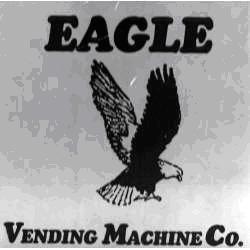 Maquina Vendig Chiclera Sencilla Marca Eagle