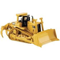 D9t Caterpillar Tractor Bulldozer Metalico A Escala Ho 1:87