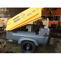 Compresor Atlascopco 185pcm Jhondeere 2013 500horas