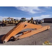Brazo Largo Para Excavadora Caterpillar John Deere Hitachi