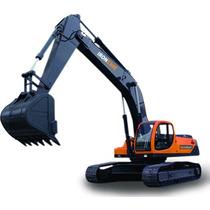 Excavadora Iron 335e