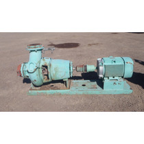 Bomba Para Agua De 8 Pul. Electrica De 20 Hp A 220/460 Vol