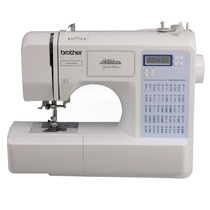 Maquina De Coser Brother Project Runway Cs5055prw Vv4