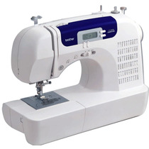 Maquina De Coser Brother Cs6000i 60 Puntadas Tabla Mn4