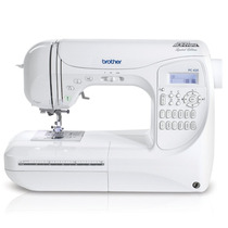 Maquina De Coser Brother Pc420prw 850 Puntadas X Minuto