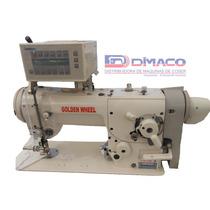 Máquina Zig Zag Csn-2383 Golden Wheel