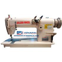Máquina Dos Agujas, Cs-5900 Golden Wheel