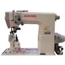 Máquina Para Recortar Forro Cs-8830-t Marca Golden Wheel