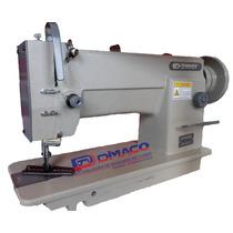 Máquina Triple Avance Gancho Jumbo Horizantal Dk-0618 Dinnek