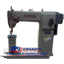 Máquina Poste 2agujas Con Direct Drive Dinnek Modelo Dk-820d