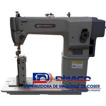 Máquina Poste 1 Aguja Con Direct Drive Dinnek Modelo Dk-810d