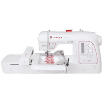 Tm Maquina Singer Xl-580 Futura Embroidery And Sewing