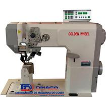 Máquina Poste, Automática Tipo Durkoop Cs-8891dt-bft