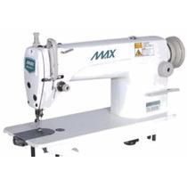 Maquina Recta Max Completa ** Con Mesa Y Motor