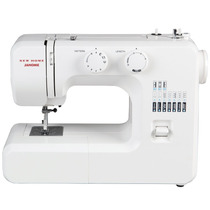 Tb Maquina De Coser Janome 41012 Portable Mechanical Sewing