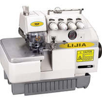 Maquina De Coser Overlock 5 Hilos Industrial Alta Velocidad
