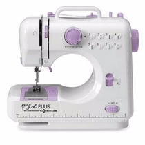Singer Maquina Coser Pixie Plus Costura Manualidades Cocer