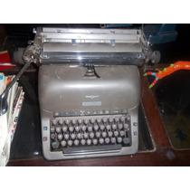 Maquina De Escribir Antigua Adler