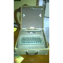 Maquina De Escribir Smilth-corona Años 50