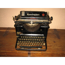 Maquina Remington 12 Antigua