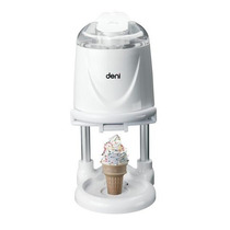 Maquina Para Hacer Helado En Color Blanco Deni - 5540